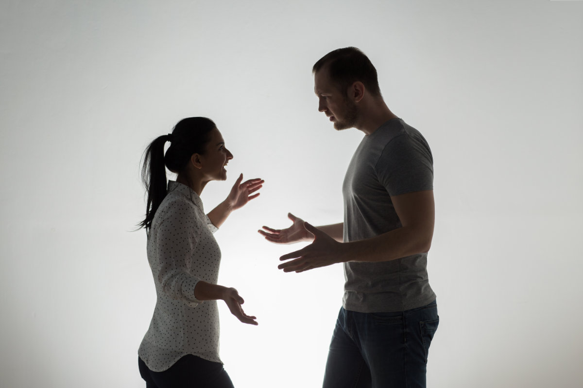 Couples Conflict – The Dance of Anger