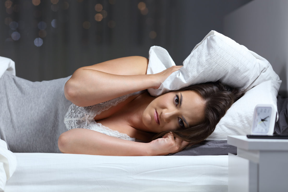 Partner Anger May Be Improved by Better Sleep Habits