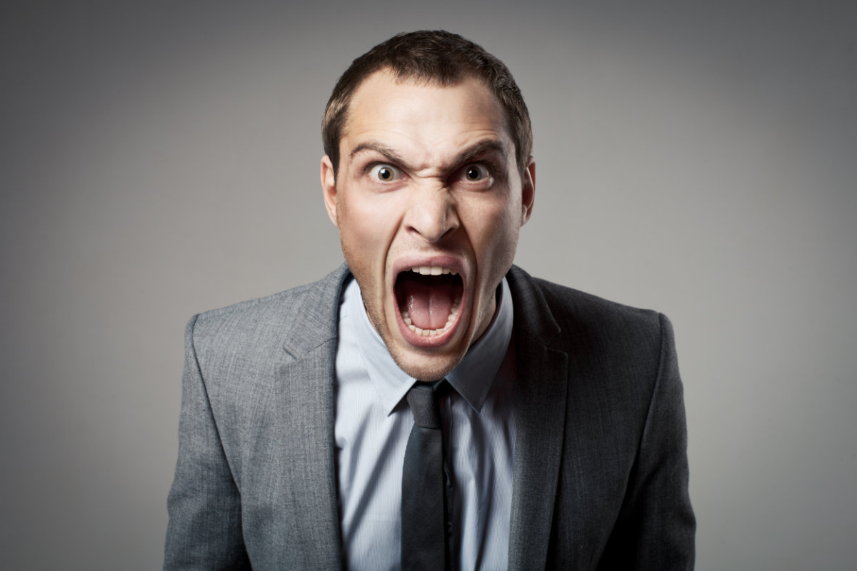 Managing anger in the workplace